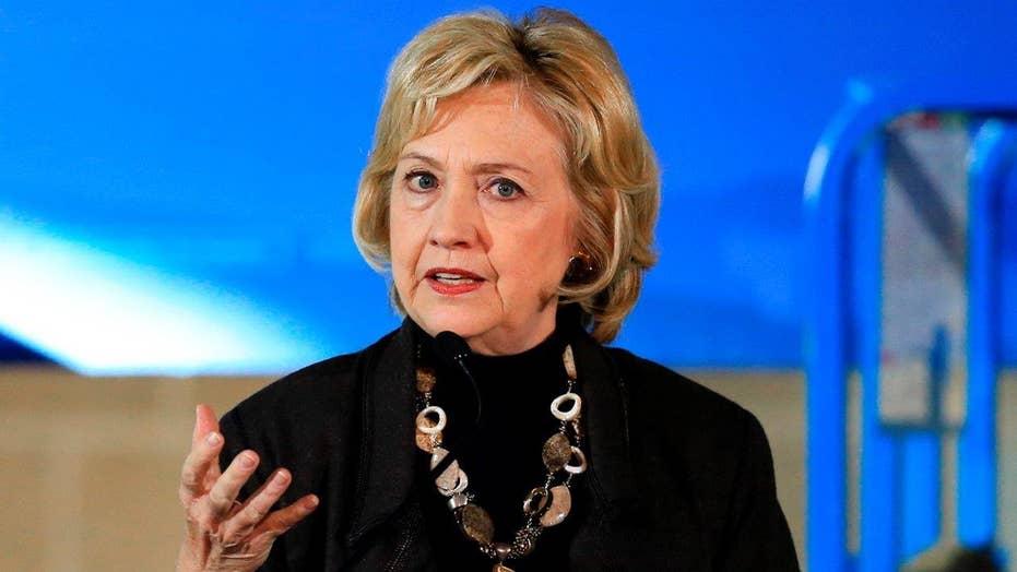Hillary Clinton tops list of worst ethics violators of 2015