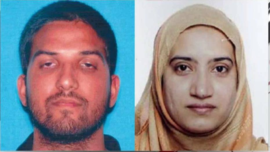 FBI questions cleric of San Bernardino mosque about shooters
