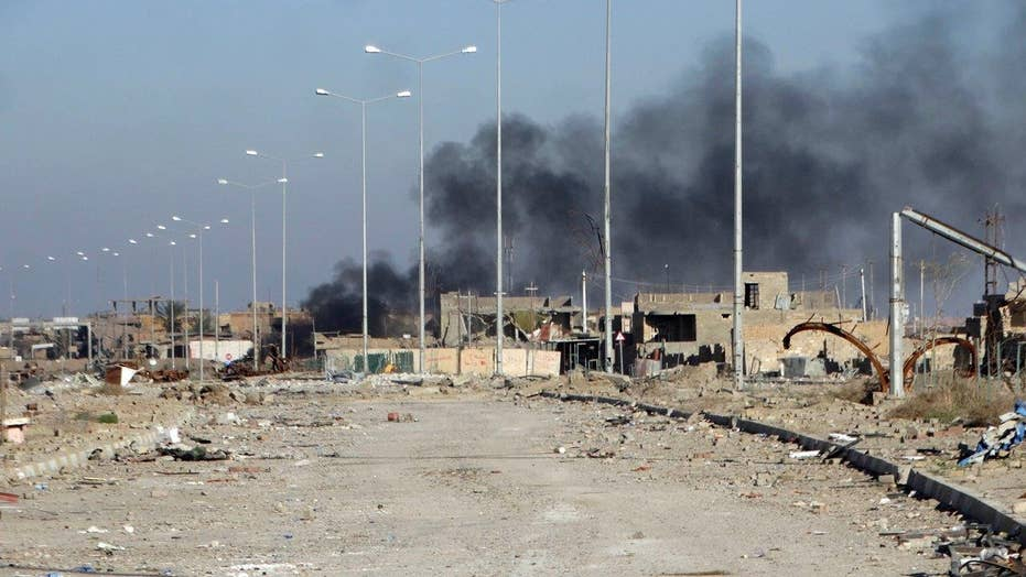 Strategic vs. tactical impact of US airstrikes on ISIS