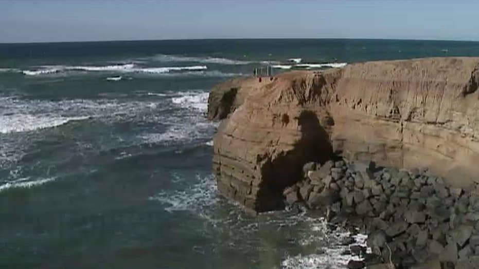Distracted man falls to his death off California cliff