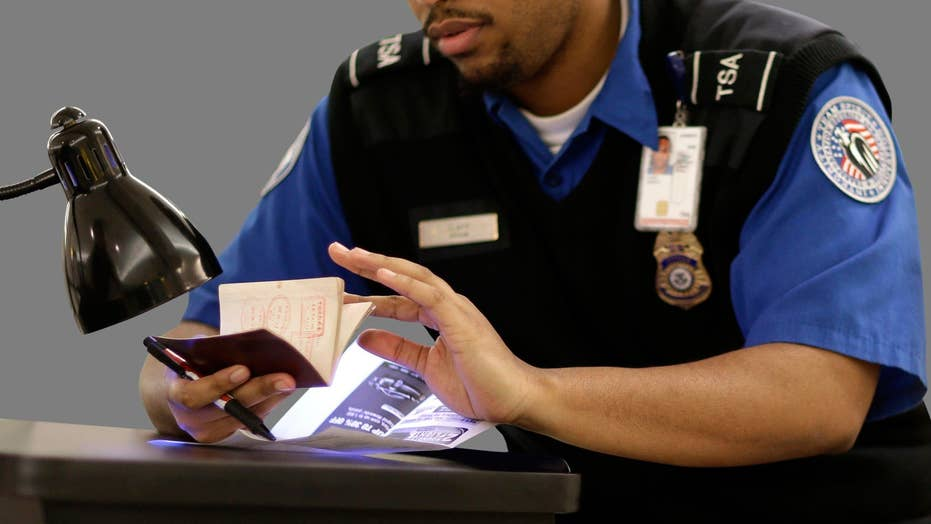 TSA may stop accepting driver's licenses from some states