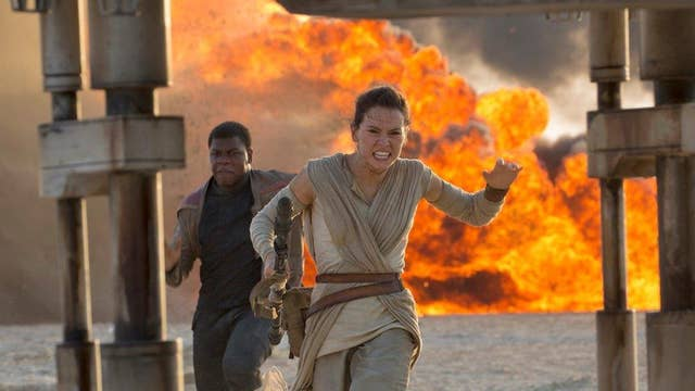 Success of 'Star Wars: The Force Awakens' explained