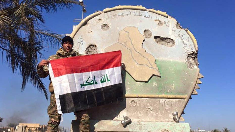 Too early to celebrate victory in Ramadi?