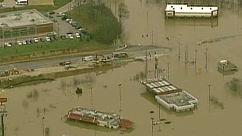 Heavy rains trigger flooding, evacuations in Missouri