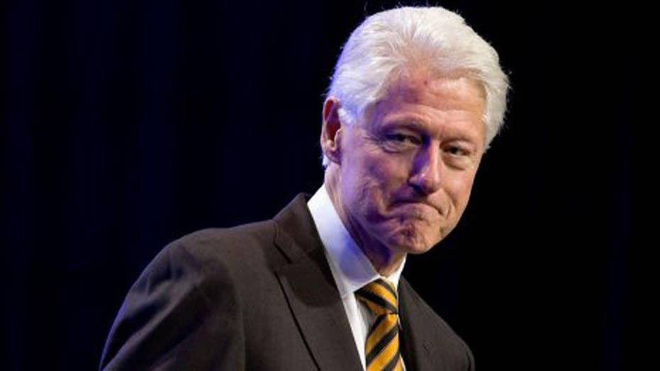 GOP united: Bill Clinton's affairs are 'fair game'