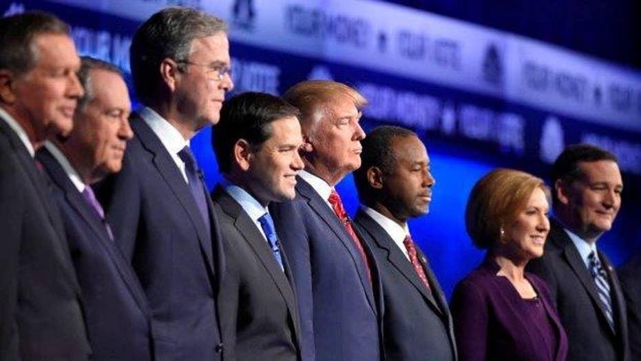Republican infighting heats up ahead of 2016