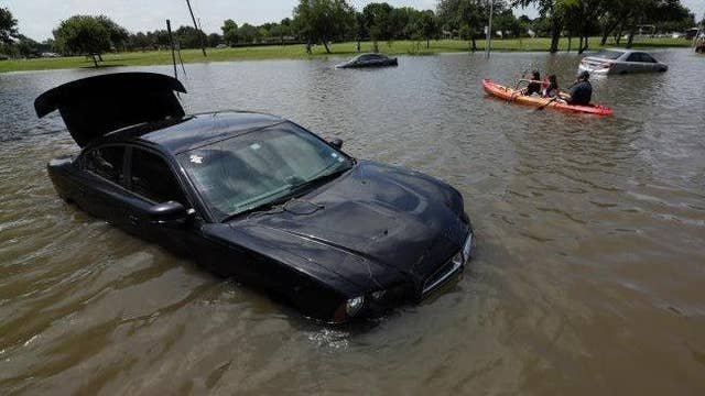 Widespread flooding in Midwest leaves path of devastation