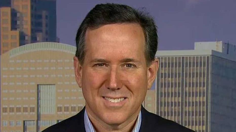 Santorum attacks Cruz for not being a social conservative