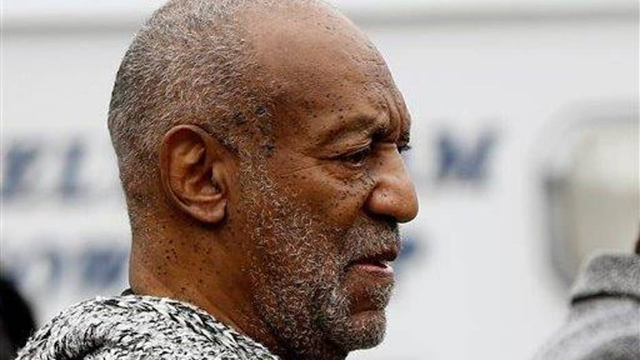 Bill Cosby faces first ever criminal charge against him