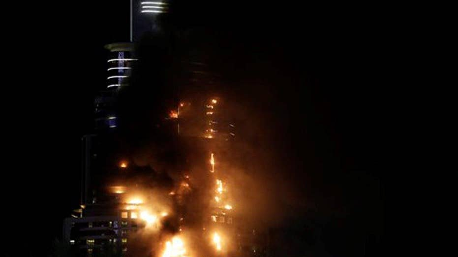 Dubai fire survivor: I'm not surprised that everyone got out