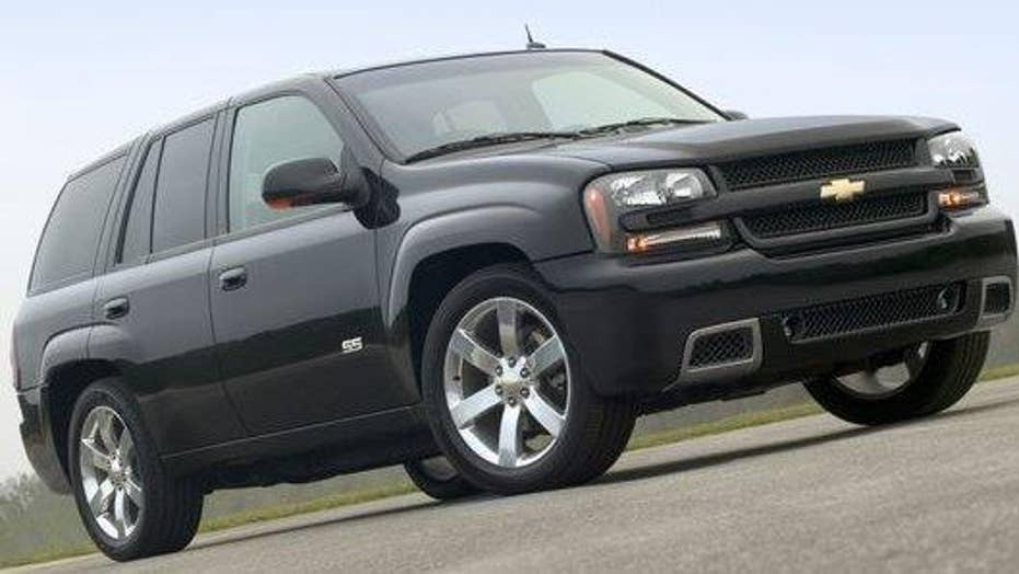 Owners of big GM SUVs complain of buffering, vibration