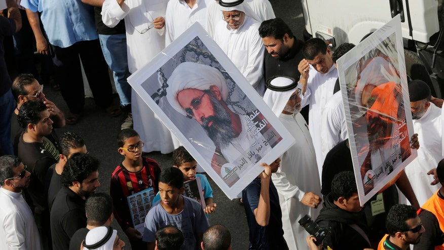 The execution of Sheikh Nimr al-Nimr sparks protests