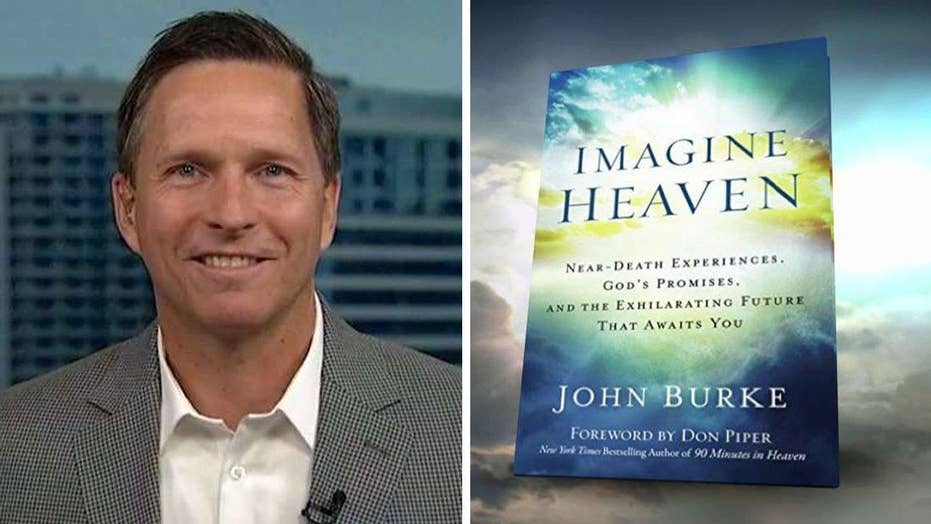 'Imagine Heaven' author wants you to kick off 2016 with hope
