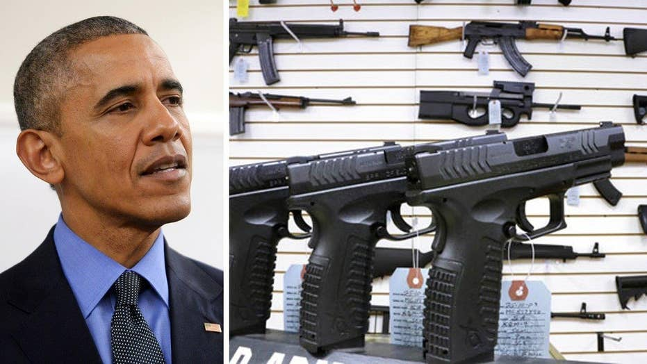 President Obama to use executive action to tighten gun laws