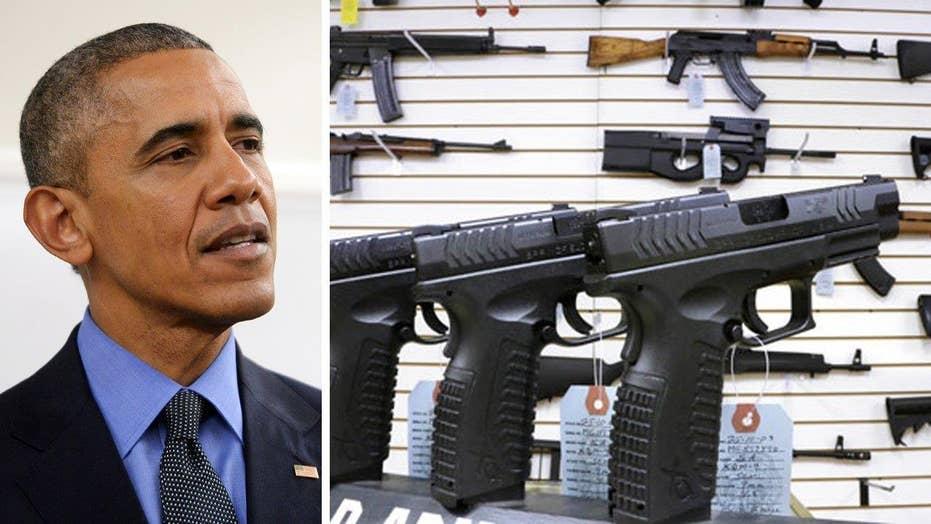 President Obama to use executive action to tighten gun laws