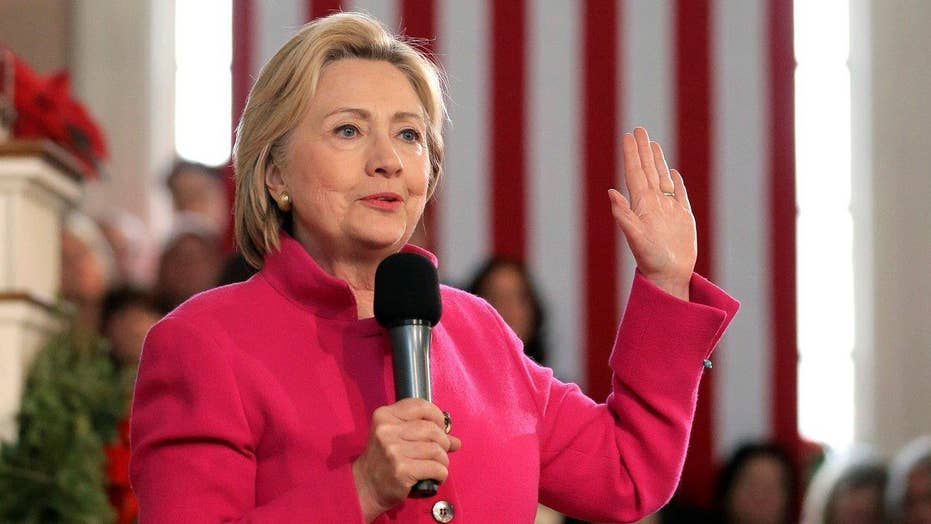 Nearly 1,300 classified docs on Clinton's private server
