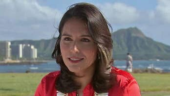 Tulsi Gabbard, Hawaii Democrat, says she will run for president in 2020