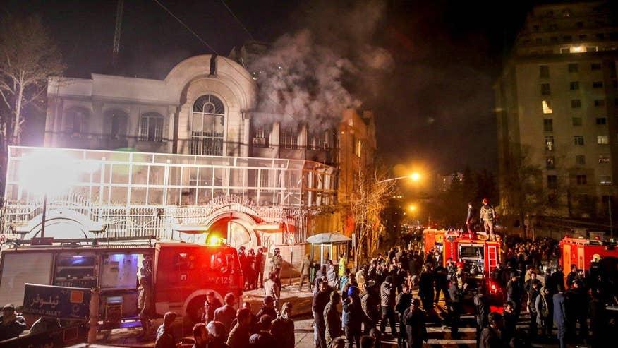 Amb. John Bolton on the storming of the Saudi Arabia embassy in Iran