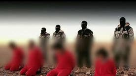 Terror group calls the execution a warning to British PM David Cameron