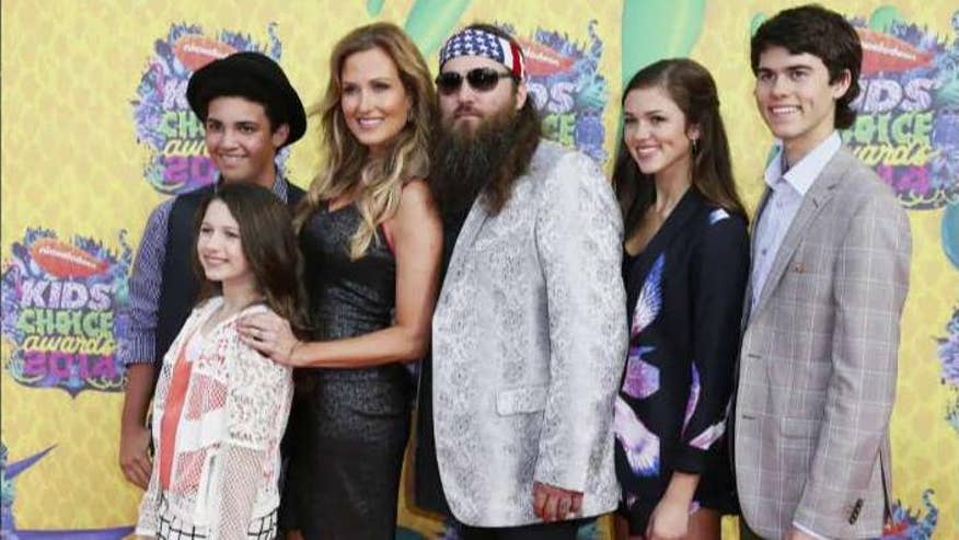 FOX411: Korie and Willie announce they're adopting a son