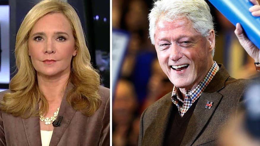 AB Stoddard on Bill Clinton campaigning for Hillary