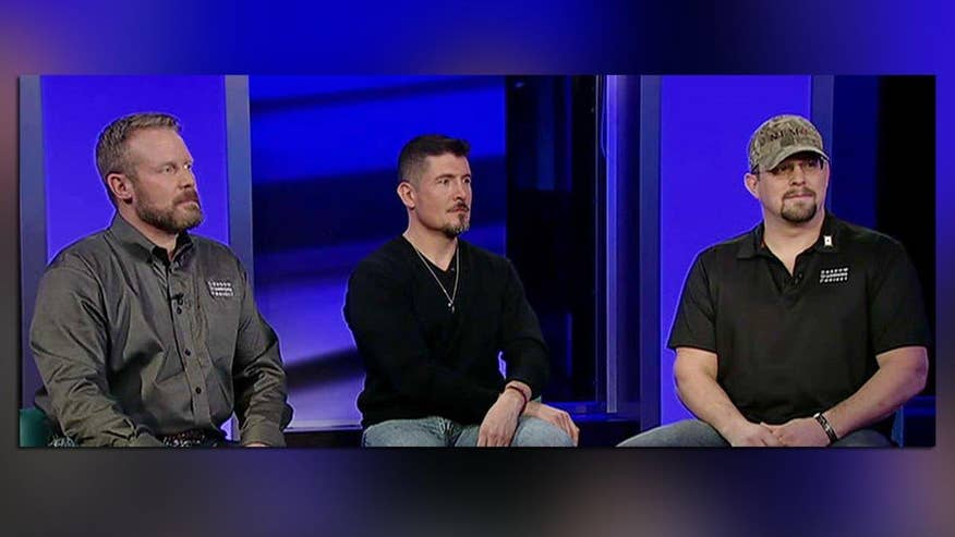 On 'The Kelly File,' three heroes recount the attack ahead of the film's release