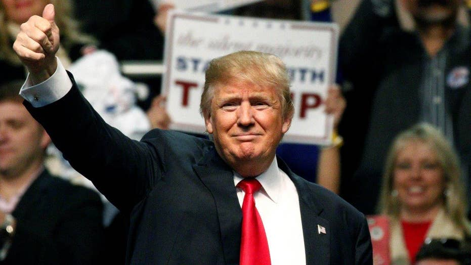 Donald Trump unveils first TV ad in his White House run