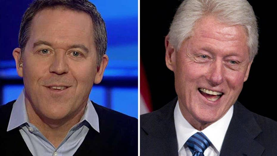 Gutfeld: Bill Clinton too much of a good thing for Hillary?