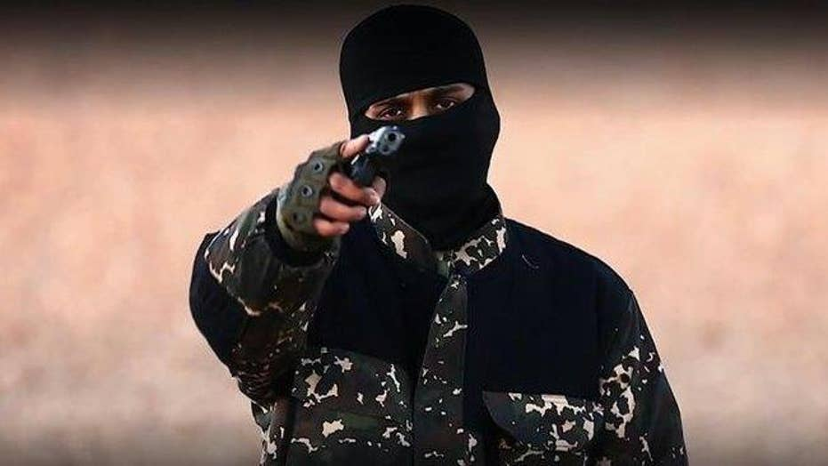 New ISIS video threatens UK and new 'Jihadi John' debuts