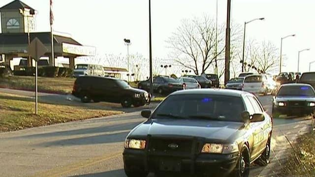 Georgia: Armed man holds woman, eleven children hostage