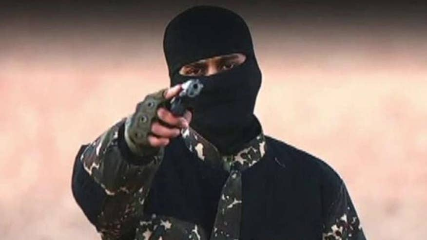 Reaction on 'The Real Story' to videos showing a new 'Jihadi John' and a 4-year-old London boy