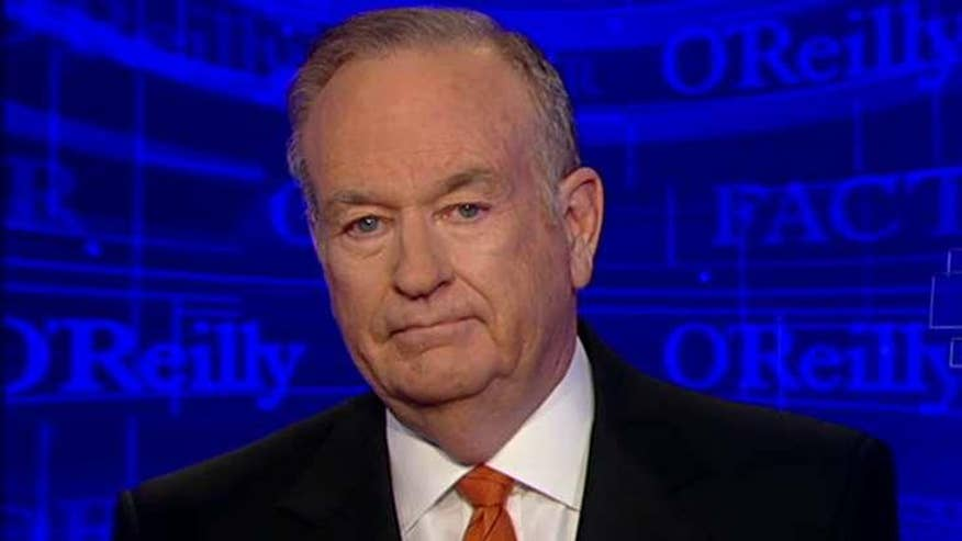 'The O'Reilly Factor': Bill O'Reilly's Talking Points 1/5