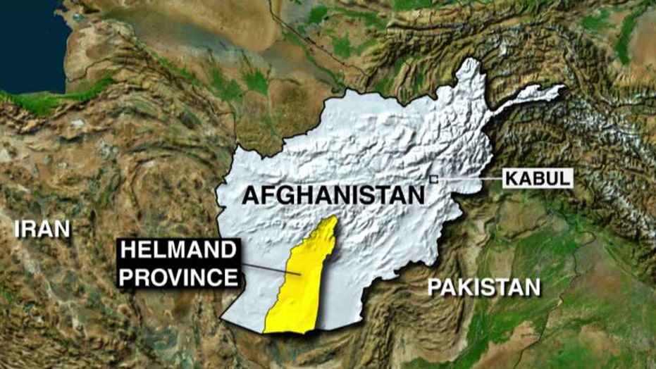 One American killed, two wounded in battle in Afghanistan