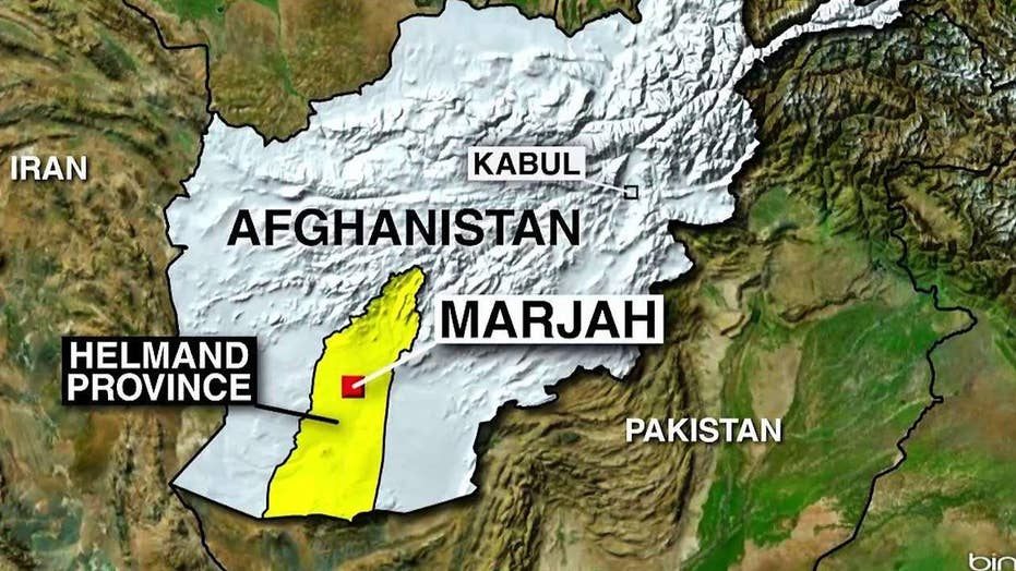 Special Operators trapped, under fire in Afghanistan