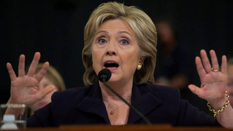 Will Benghazi attacks start to catch up to Hillary Clinton?