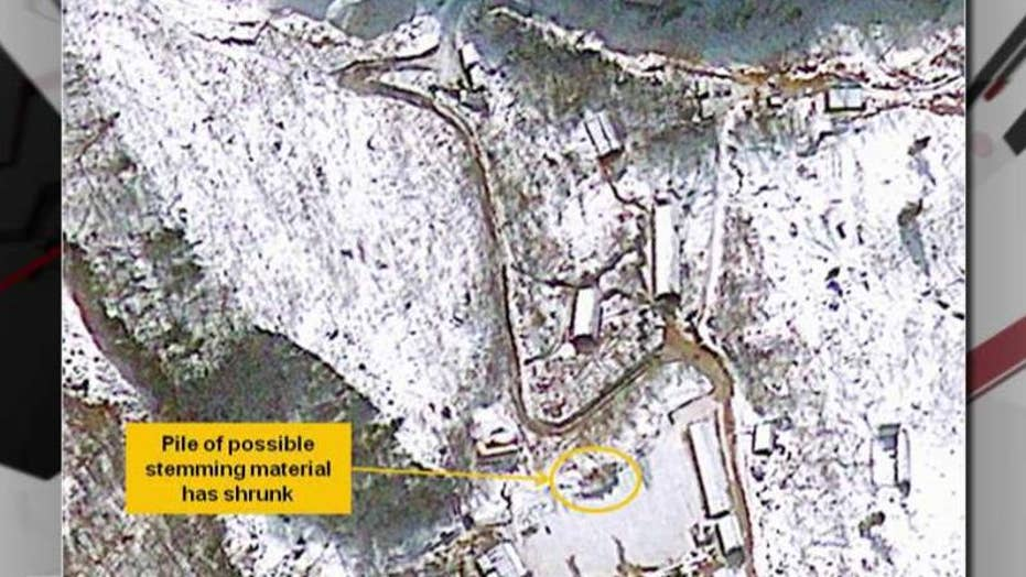 Earthquake detected North Korea's nuclear test site