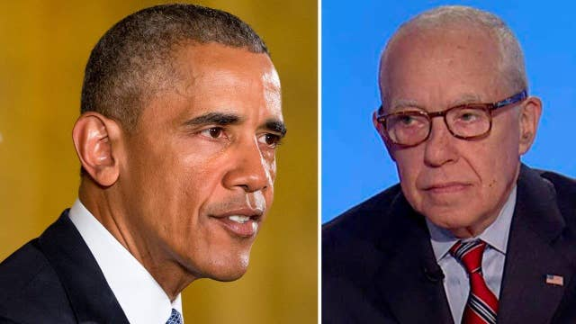 Former attorney general baffled by Obama's gun actions