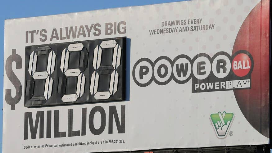 500 to 1 odds payout powerball january 9