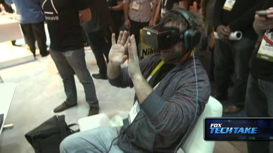 Tech Take: Popular Science's Michael Nunez on the latest technology debuting at CES 2016 including virtual reality headsets, smart appliances and 8K TVs