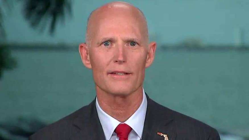On 'Your World,' Florida governor says outsiders are winning because they talk about what Americans care about