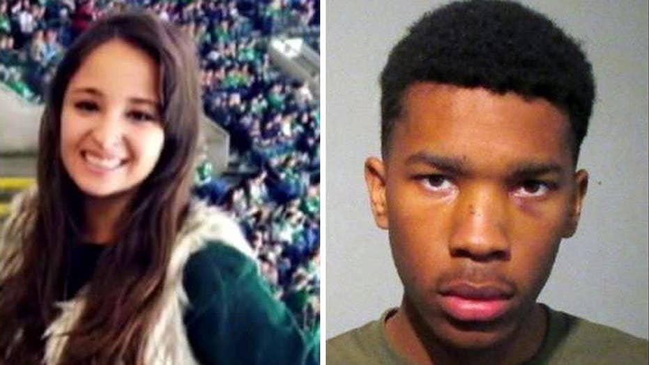 Marine arrested in Texas college student's death