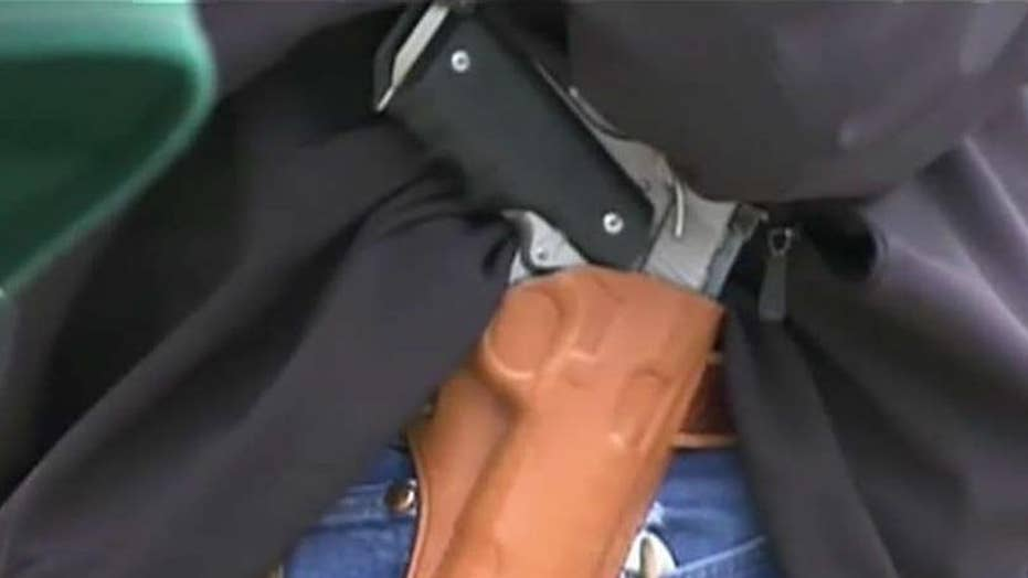 Texas open carry law vague on whether cops can check permits