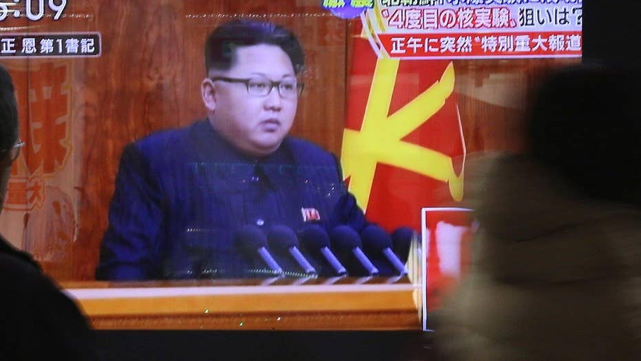 Rhetoric the only response to North Korea's H-bomb claim?