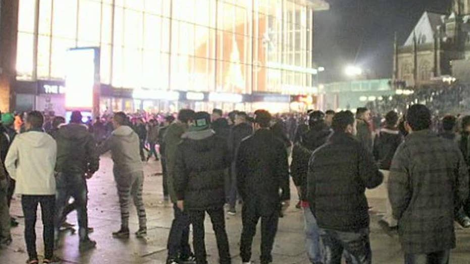 Refugee chaos in Germany?