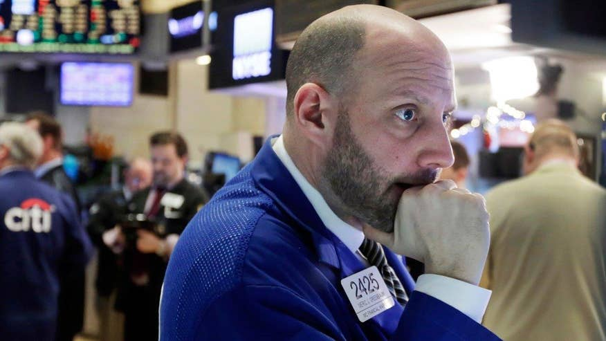 Technology and financial stocks hit hard in market selloff