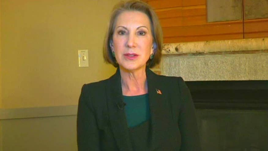 GOP presidential candidate Carly Fiorina goes 'On the Record' North Korea's hydrogen bomb test claim and its indictment of Hillary Clinton's record as secretary of state