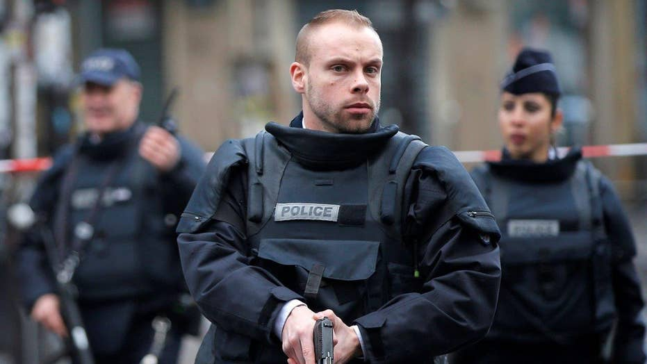 ISIS takes credit for attempted attack on Paris police