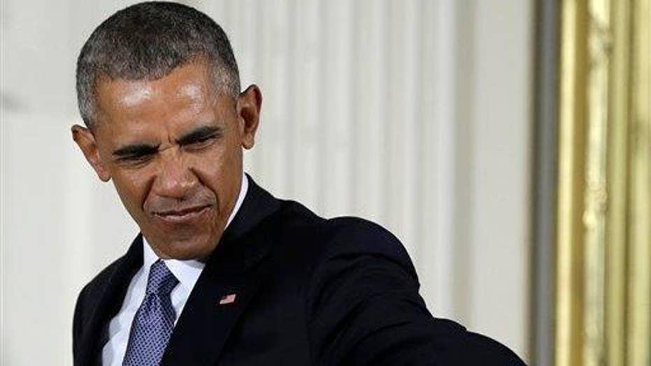 Critics fault Obama admin. for ignoring red line violations