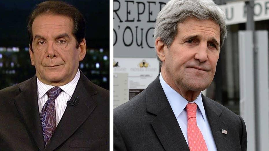 Krauthammer on Iran deal: 'regret it'