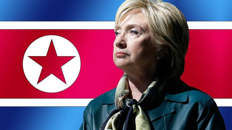 Greta: N. Korea is everyone's failure, not just Clinton's
